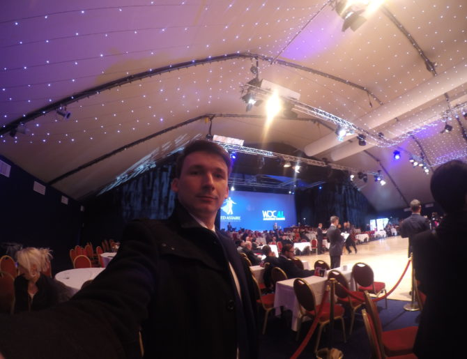 WDC PARIS WORLD CHAMPIONSHIPS 2014