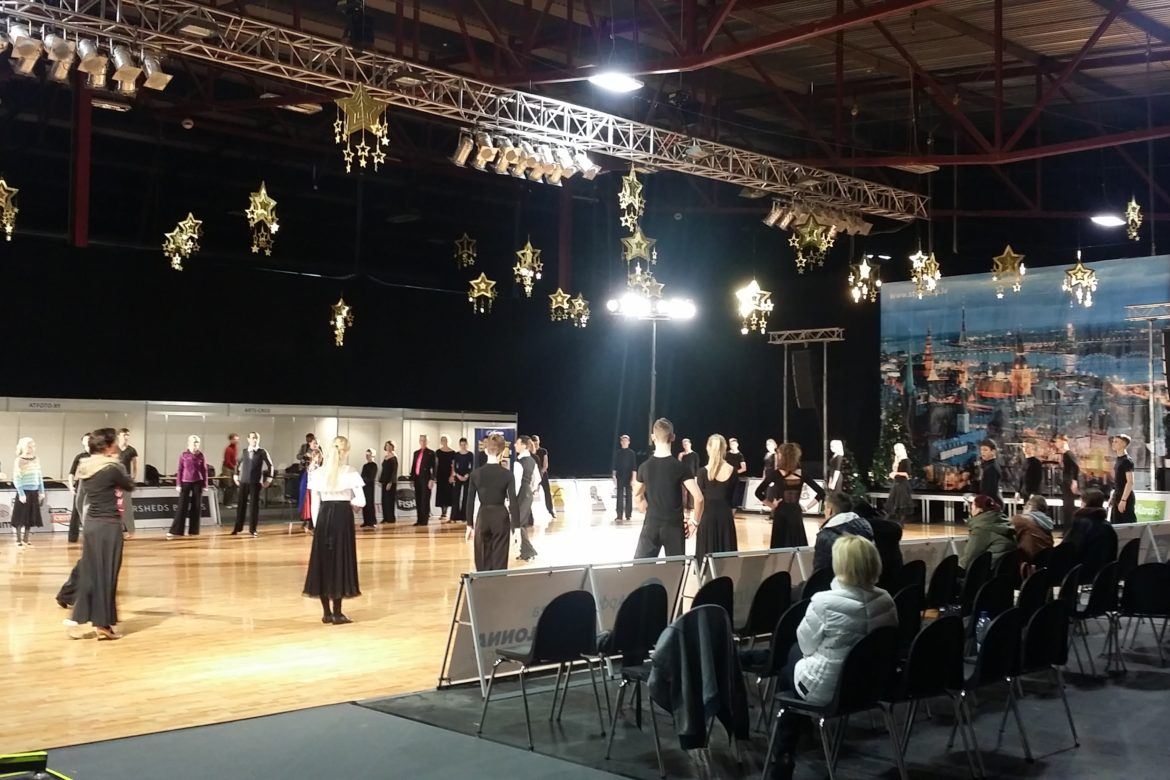 WDSF Baltic Grand Prix w Rydze